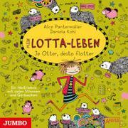 Cover-Bild zu Pantermüller, Alice: Mein Lotta-Leben. Je Otter, desto flotter