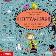Cover-Bild zu Pantermüller, Alice: Mein Lotta-Leben 13. Wenn die Frösche zweimal quaken