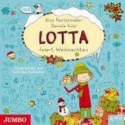 Cover-Bild zu Pantermüller, Alice: Mein Lotta-Leben. Lotta feiert Weihnachten