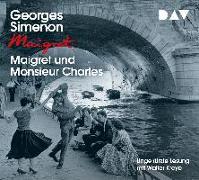 Cover-Bild zu Simenon, Georges: Maigret und Monsieur Charles