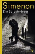 Cover-Bild zu Simenon, Georges: Die Selbstmörder