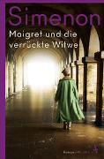 Cover-Bild zu Simenon, Georges: Maigret und die verrückte Witwe