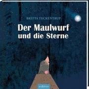 Cover-Bild zu Teckentrup, Britta: Der Maulwurf und die Sterne