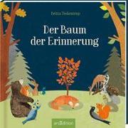 Cover-Bild zu Teckentrup, Britta: Der Baum der Erinnerung (kleine Geschenkausgabe)