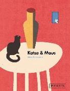 Cover-Bild zu Teckentrup, Britta: Katze und Maus
