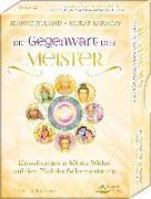 Cover-Bild zu Ruland, Jeanne: Die Gegenwart der Meister- Einweihungen in höhere Welten auf dem Pfad der Selbstmeisterung