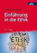 Cover-Bild zu Pieper, Annemarie: Einführung in die Ethik (eBook)