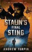 Cover-Bild zu Turpin, Andrew: Stalin's Final Sting