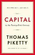 Cover-Bild zu Piketty, Thomas: Capital in the Twenty-First Century