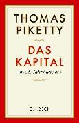 Cover-Bild zu Piketty, Thomas: Das Kapital im 21. Jahrhundert (eBook)