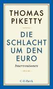 Cover-Bild zu Piketty, Thomas: Die Schlacht um den Euro