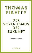 Cover-Bild zu Piketty, Thomas: Der Sozialismus der Zukunft (eBook)