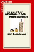 Cover-Bild zu Piketty, Thomas: Ökonomie der Ungleichheit (eBook)