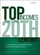 Cover-Bild zu Atkinson, A. B. (Hrsg.): Top Incomes Over the Twentieth Century (eBook)