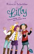 Cover-Bild zu Schröder, Patricia: Lilly - Lampenfieber und kein bisschen leise