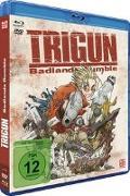 Cover-Bild zu Nightow, Yasuhiro: Trigun - The Movie: Badlands Rumble