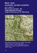 Cover-Bild zu Institut für niederrheinsche Kulturgeschichte und Regionalentwicklung, InKuR: Über Grenzen hinweg - Die Niederrheinlande im Fokus
