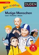 Cover-Bild zu Vorbach, Britta: Dein Lesestart - Mutige Menschen