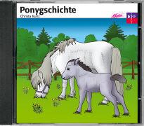 Cover-Bild zu Kunz, Christa: Ponygschichte