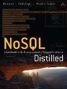 Cover-Bild zu Sadalage, Pramod J: NoSQL Distilled