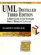 Cover-Bild zu Fowler, Martin: UML Distilled