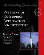 Cover-Bild zu Fowler, Martin: Patterns of Enterprise Application Architecture