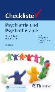 Cover-Bild zu Payk, Theo R.: Checkliste Psychiatrie und Psychotherapie (eBook)