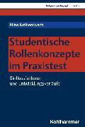 Cover-Bild zu Rothenbusch, Nina: Studentische Rollenkonzepte im Praxistest (eBook)