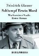 Cover-Bild zu Glauser, Friedrich: Schlumpf Erwin Mord