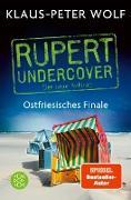 Cover-Bild zu Wolf, Klaus-Peter: Rupert undercover - Ostfriesisches Finale (eBook)