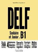 Cover-Bild zu Mous, Nelly: DELF Scolaire et Junior B1 - Nouvelle édition. Livre de l'élève + DVD-ROM + corrigés