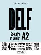 Cover-Bild zu Mous, Nelly: DELF Scolaire et Junior A2 - Nouvelle édition. Livre de l'élève + CD audio + corrigés