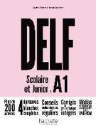 Cover-Bild zu Mous, Nelly: DELF Scolaire et Junior A1 - Nouvelle édition. Livre de l'élève + DVD-ROM + corrigés