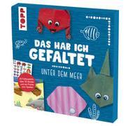 Cover-Bild zu Pypke, Susanne: Das hab ich gefaltet Mini-Papierset - Unter dem Meer