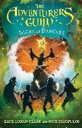 Cover-Bild zu Eliopulos, Nick: The Adventurers Guild: Night of Dangers