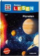 Cover-Bild zu Braun, Christina: WAS IST WAS Erstes Lesen Band 2. Planeten