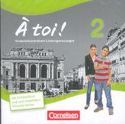 Cover-Bild zu À toi! 2. Kompetenzorientierte Leistungsmessungen