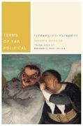 Cover-Bild zu Esposito, Roberto: Terms of the Political
