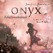 Cover-Bild zu Armentrout, Jennifer L.: Onyx - Schattenschimmer
