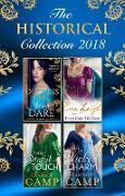 Cover-Bild zu Dare, Tessa: Historical Collection 2018 (eBook)