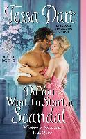 Cover-Bild zu Dare, Tessa: Do You Want to Start a Scandal (eBook)