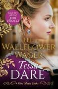Cover-Bild zu Dare, Tessa: Wallflower Wager (Girl meets Duke, Book 3) (eBook)