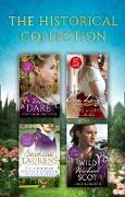 Cover-Bild zu Dare, Tessa: Historical Collection: The Wallflower Wager / Dare To Love A Duke / The Pursuits Of Lord Kit Cavanaugh / Wild Wicked Scot (eBook)