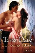 Cover-Bild zu Dare, Tessa: Eine sündige Lektion (eBook)