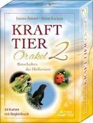 Cover-Bild zu Ruland, Jeanne: Krafttier-Orakel 2