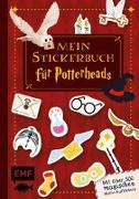 Cover-Bild zu Mein Stickerbuch für Potterheads! Mit über 500 magischen Motiv-Aufklebern
