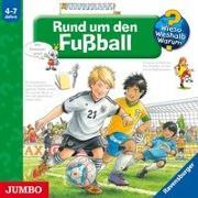 Cover-Bild zu Nieländer, Peter: Rund um den Fußball