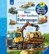 Cover-Bild zu Nieländer, Peter: Wieso? Weshalb? Warum? Mein junior-Lexikon: Fahrzeuge