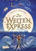 Cover-Bild zu Sturm, Anca: Der Welten-Express 1