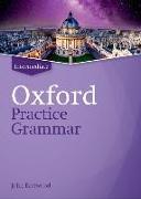 Cover-Bild zu Eastwood, John (Weiterhin): Oxford Practice Grammar: Intermediate: without Key